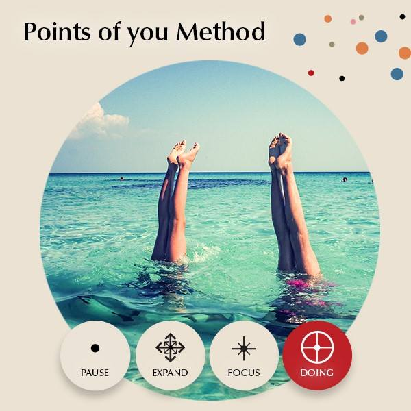 Points of You metod Akcija